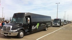 Bus Shuttle Commuter Transportation  San Francisco Bay Area Silicon Valley Napa Sonoma Valley